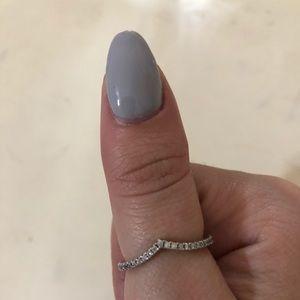 Pandora 100% Authentic Shimmering Wish Ring